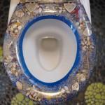便座にこだわった本館トイレ