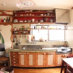 別館のキッチン