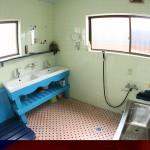 別館の浴室は家族に便利
